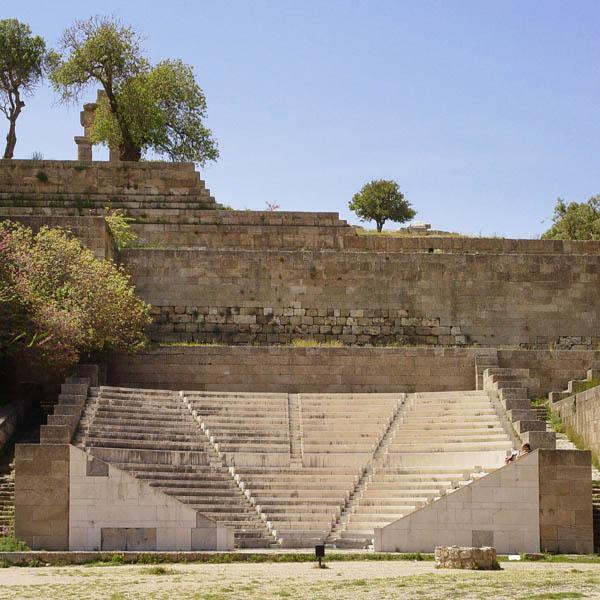Rhodes Amphitheatre