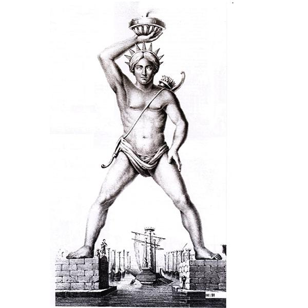 Rhodes Colossus Picture