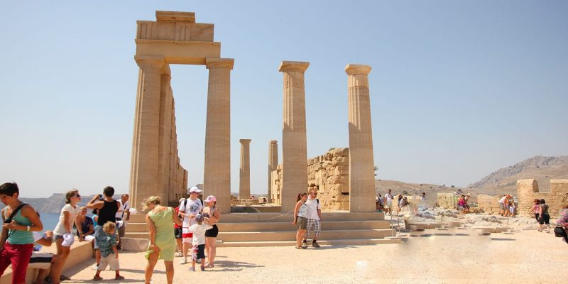 Rhodes Guided Tours