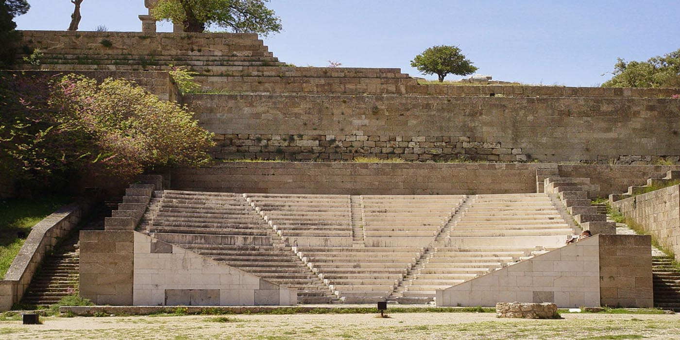 Rhodes Ancient Theatre