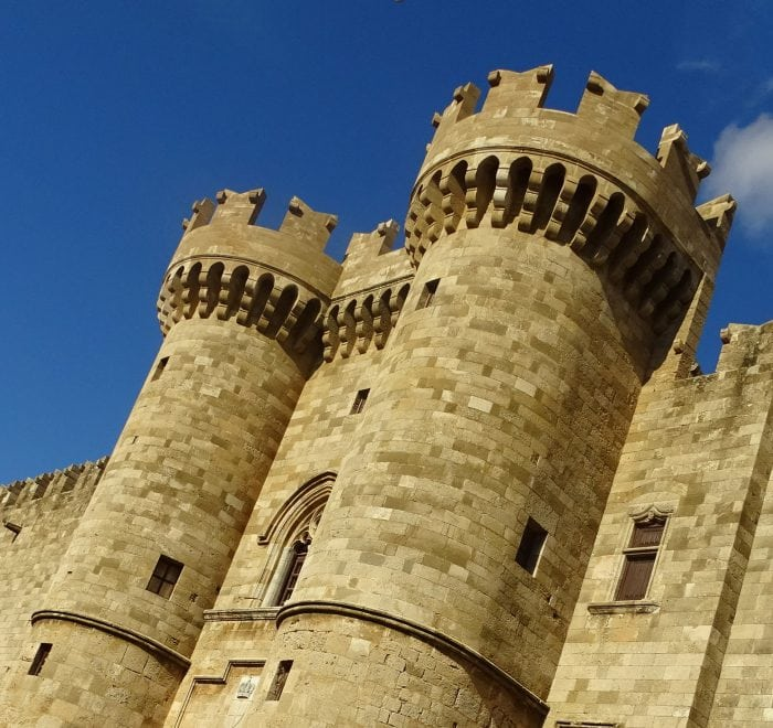Rhodes Castle Tour