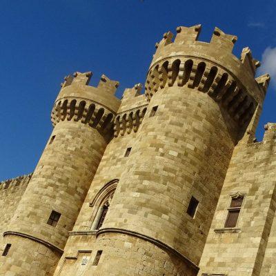 Rhodes Castle Tour