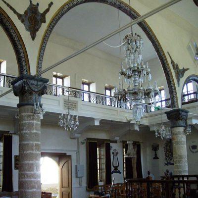 Rhodes Jewish Synagogue