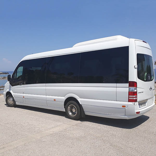 Rhodes Bus Tours