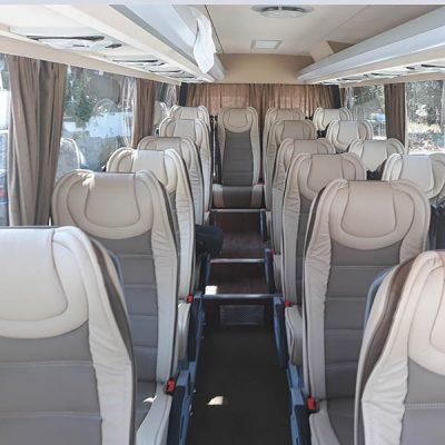 Rhodes Minibus Tours