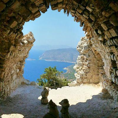 Monolithos Cave