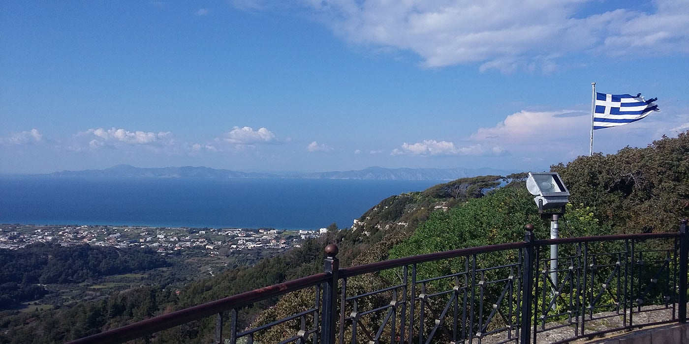 West Coast View