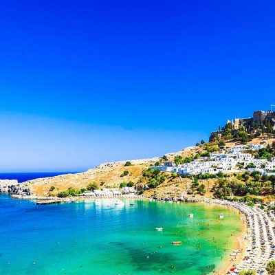 Rhodes Taxi Transfer to Lindos